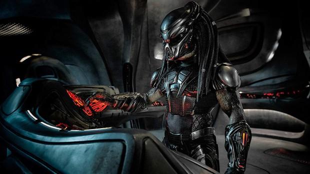 Quái thú vô hình The Predator mở màn khiêm tốn tại phòng vé Mỹ với 24 triệu USD  - Ảnh 2.