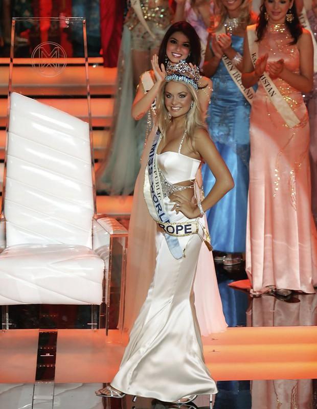 Chiêm ngưỡng nhan sắc của 3 người đẹp từng đăng quang Hoa hậu Thế giới ở tuổi 18 - Ảnh 5.