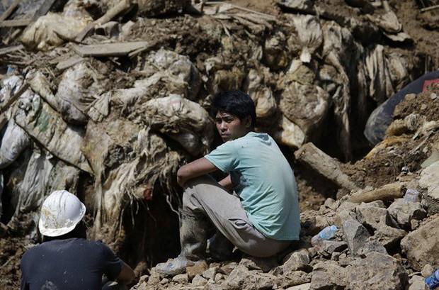 Ngăn thiệt hại về người do bão Mangkhut, Philippines cấm các hoạt động khai thác mỏ nguy hiểm - Ảnh 1.