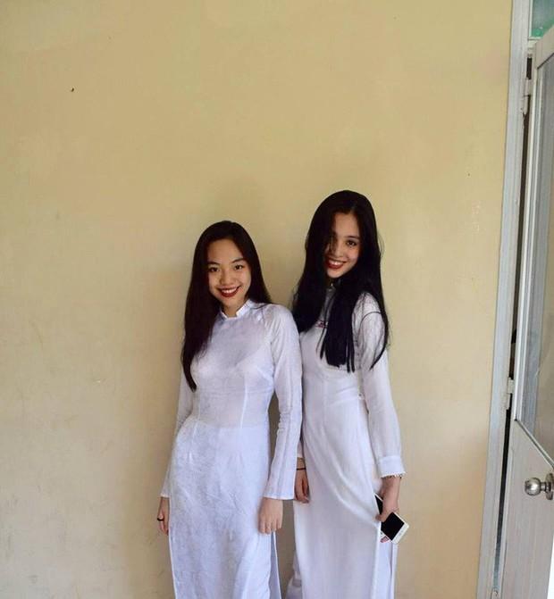Hoa hậu và á hậu, ai mới là thiên thần áo trắng khi còn học cấp 3? - Ảnh 9.