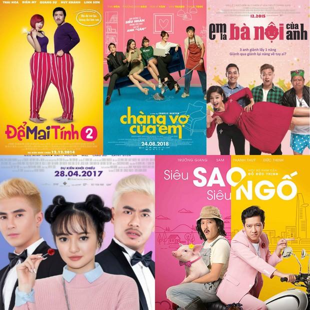 Chàng Vợ Của Em lọt top 5 phim Việt có doanh thu cao nhất, Hứa Vĩ Văn tranh giải tại Đại hội Điện ảnh Việt Nam Quốc tế - Ảnh 2.