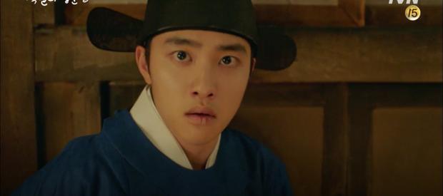 Lang Quân 100 Ngày D.O. (EXO) hoảng loạn vì bị tân nương Nam Ji Hyun cởi áo động phòng - Ảnh 3.