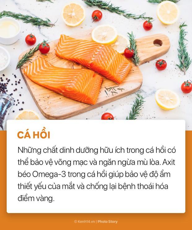 Nếu bạn là một cú đêm thì đừng bỏ qua những thực phẩm này để giúp đôi mắt luôn sáng khoẻ - Ảnh 1.