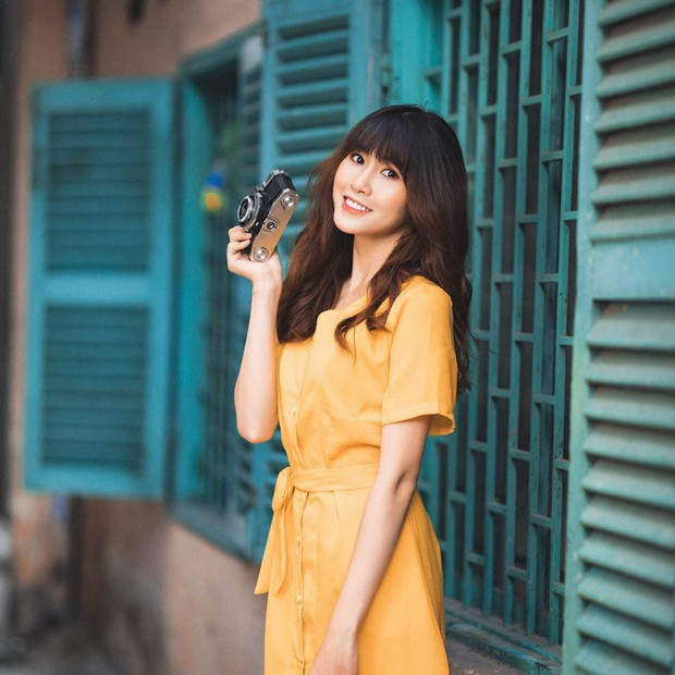 Ngoài tân Hoa hậu Trần Tiểu Vy, Quảng Nam còn là quê hương của rất nhiều hotgirl xinh đẹp nức tiếng - Ảnh 7.