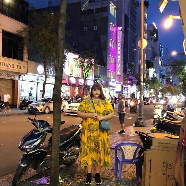 Nàng mập triệu view Hàn Quốc ghé thăm Việt Nam, thích thú thưởng thức phở và gỏi cuốn - Ảnh 7.