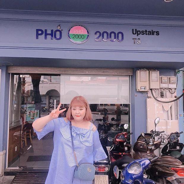 Nàng mập triệu view Hàn Quốc ghé thăm Việt Nam, thích thú thưởng thức phở và gỏi cuốn - Ảnh 6.