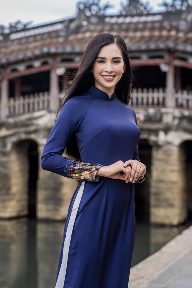 Trần Tiểu Vy đi thi hoa hậu vì được Hoa hậu Ngọc Hân thuyết phục - Ảnh 4.