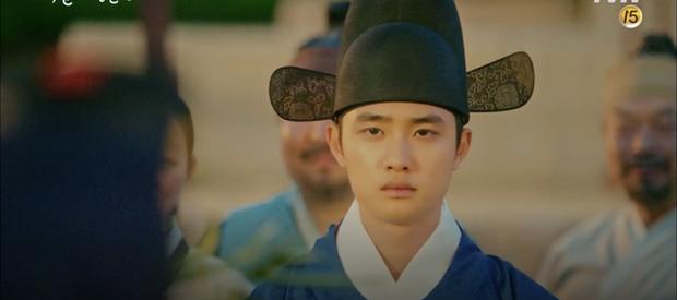 Lang Quân 100 Ngày D.O. (EXO) hoảng loạn vì bị tân nương Nam Ji Hyun cởi áo động phòng - Ảnh 7.