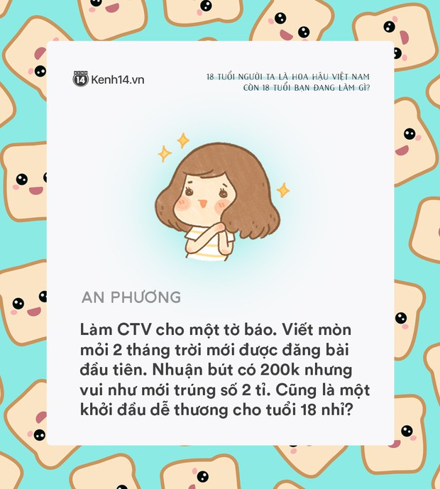 18 tuổi người ta đã là Hoa hậu Việt Nam, còn tuổi 18 của bạn thì sao? - Ảnh 15.
