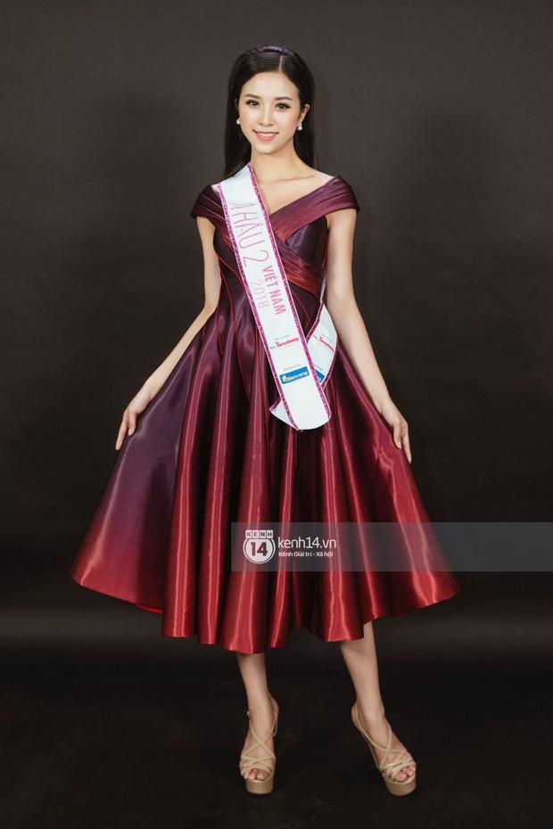 Ngắm Hoa hậu Trần Tiểu Vy sắc sảo bên cạnh Á hậu Phương Nga và Thúy An - Ảnh 13.
