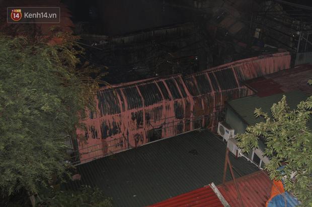 Cháy ở Đê La Thành: Ông chủ khu trọ 15k/đêm nói gì sau vụ cháy - Ảnh 5.