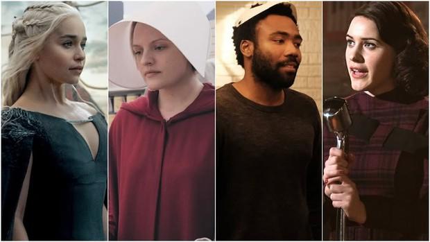 Nêu cao khẩu hiệu đa dạng, giải thưởng truyền hình Emmy 2018 vẫn bị người da trắng thống trị  - Ảnh 1.