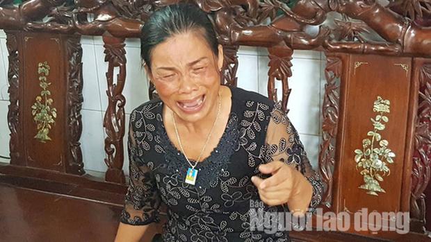 Mẹ thiếu úy uống nhầm ma túy tử vong cầu cứu bộ trưởng Bộ Y tế - Ảnh 1.