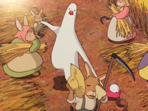 10 phim ngắn tuyệt hay của Studio Ghibli có thể bạn chưa biết tới (Phần 1) - Ảnh 4.