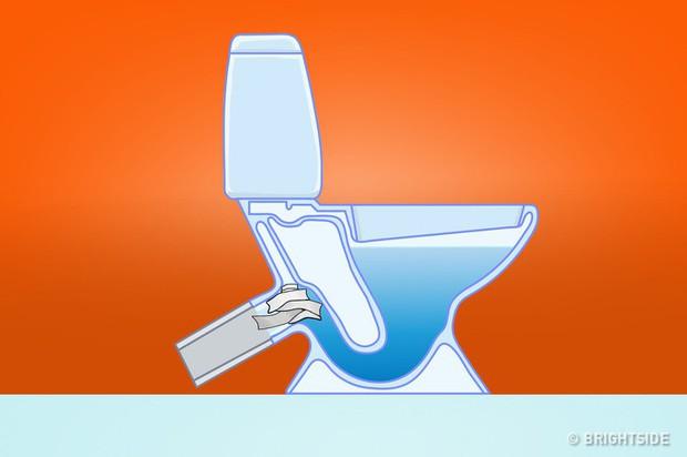 8 loại rác tuyệt đối không vứt vào bồn cầu nếu không muốn có ngày WC ngập ngụa trong nước thải - Ảnh 4.