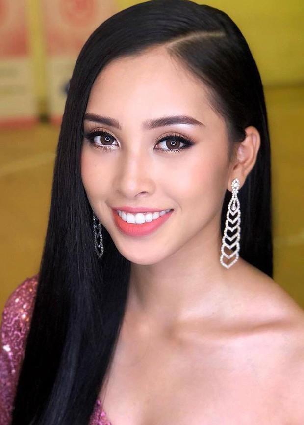 Hoa hậu Trần Tiểu Vy được báo Trung Quốc khen ngợi - Ảnh 8.
