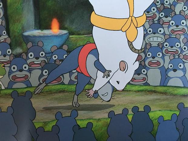 10 phim ngắn tuyệt hay của Studio Ghibli có thể bạn chưa biết tới (Phần 1) - Ảnh 10.