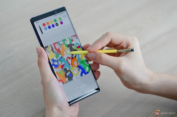 Ứng dụng trở về tuổi thơ này là thứ tôi thích nhất trên Galaxy Note9 - Ảnh 1.