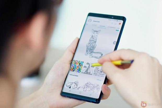 Ứng dụng trở về tuổi thơ này là thứ tôi thích nhất trên Galaxy Note9 - Ảnh 2.