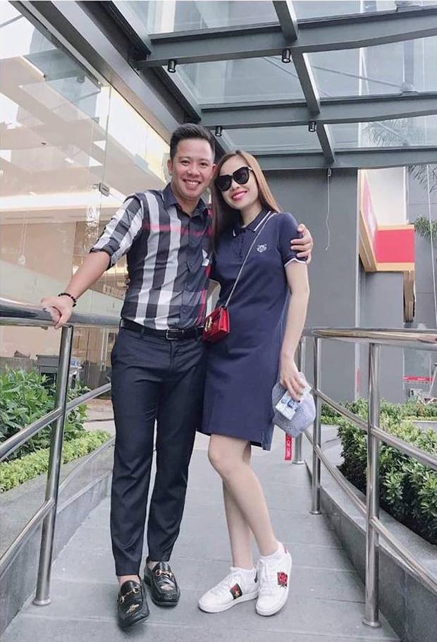 Giang Hồng Ngọc lộ vòng hai lớn bất thường, vướng nghi vấn mang bầu với bạn trai sau 3 tháng công khai hẹn hò - Ảnh 1.