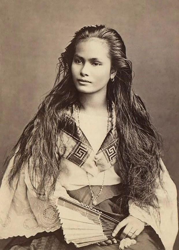 Ngắm loạt ảnh có niên đại hơn trăm năm tuổi để biết phụ nữ thời xưa đẹp đến thế nào - Ảnh 10.