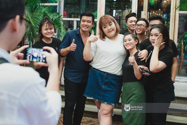 Nàng mập triệu view Hàn Quốc đến Việt Nam: Ăn cua hết 10 triệu, vẫn tiếc vì chưa kịp ăn bún chả - Ảnh 12.
