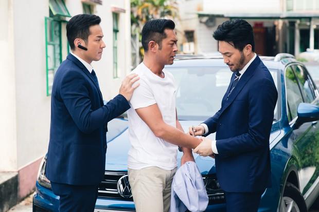 4 bộ phim hình cảnh vang dội của TVB: Bộ cuối cùng vừa làm nên điều đáng kinh ngạc - Ảnh 6.