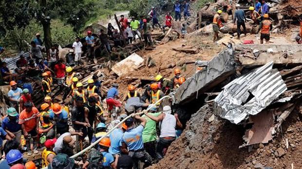 Philippines đã ghi nhận 81 người chết do siêu bão Mangkhut - Ảnh 1.
