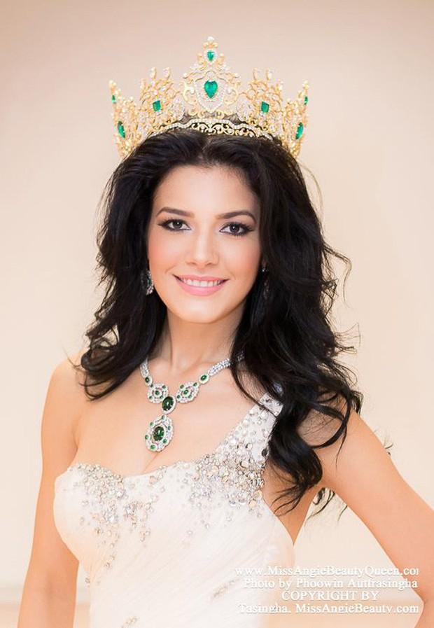 Á hậu Bùi Phương Nga thi Miss Grand International tại Myanmar - Ảnh 2.