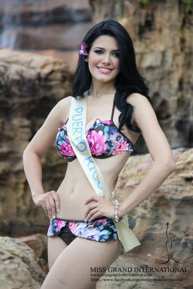 Á hậu Bùi Phương Nga thi Miss Grand International tại Myanmar - Ảnh 3.