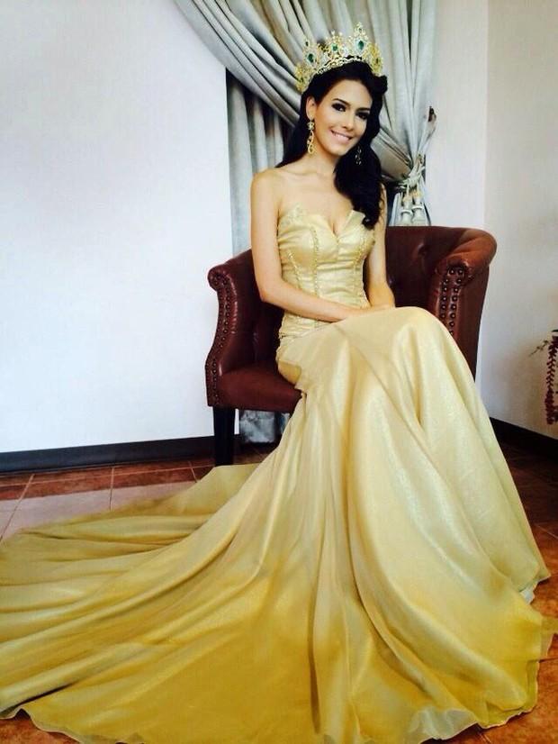 Á hậu Bùi Phương Nga thi Miss Grand International tại Myanmar - Ảnh 4.