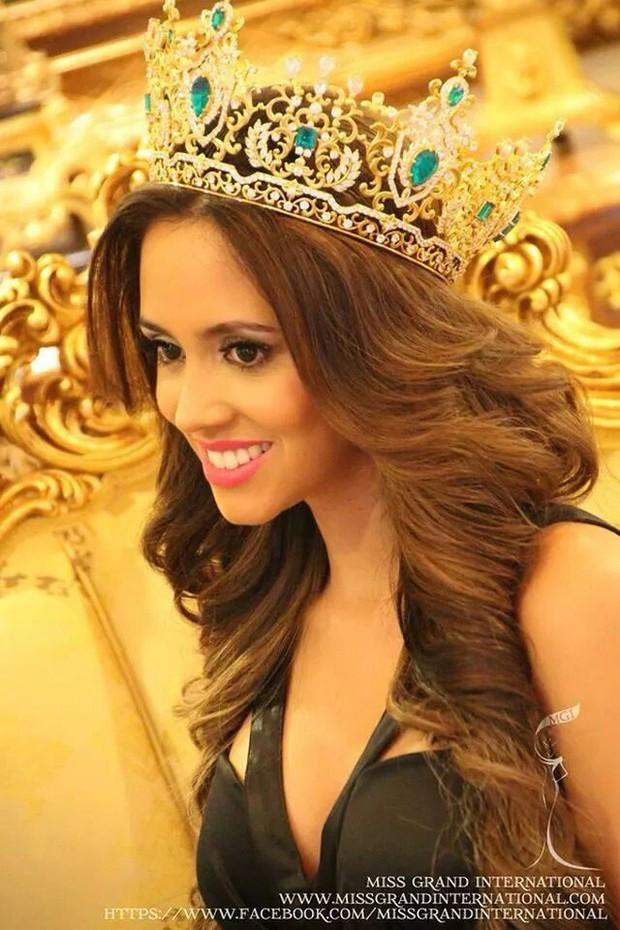 Á hậu Bùi Phương Nga thi Miss Grand International tại Myanmar - Ảnh 6.