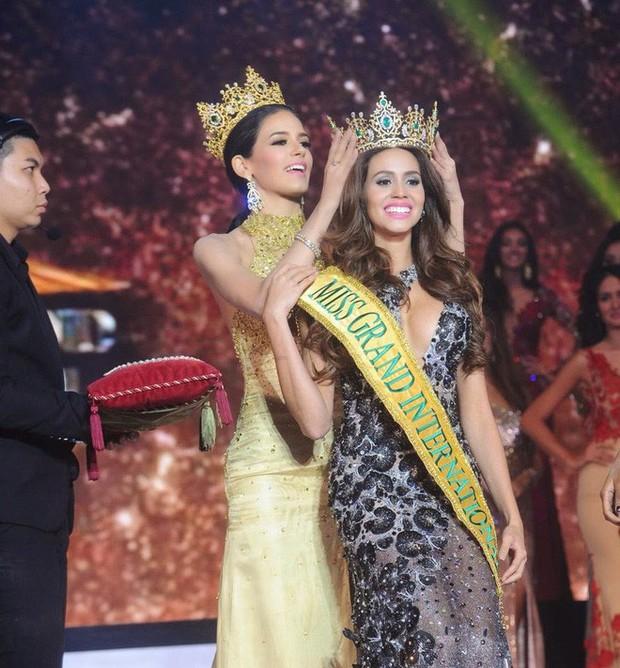 Á hậu Bùi Phương Nga thi Miss Grand International tại Myanmar - Ảnh 8.
