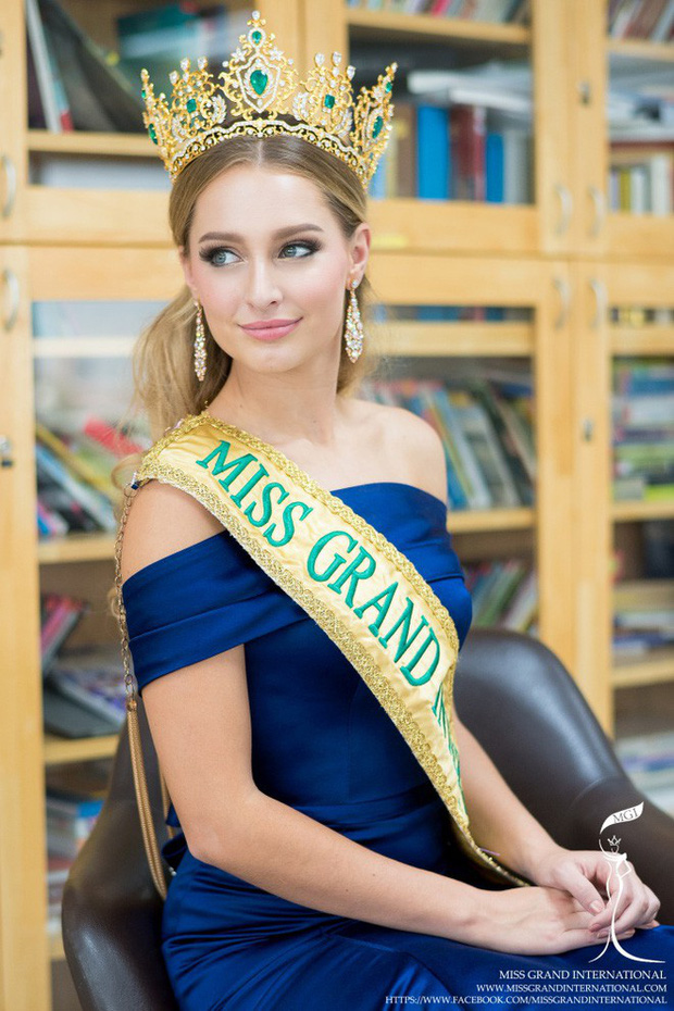 Á hậu Bùi Phương Nga thi Miss Grand International tại Myanmar - Ảnh 14.