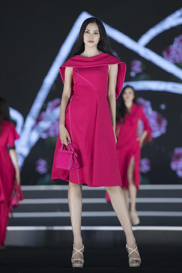Giản dị như nàng Tân Hoa hậu, một đôi sandals cao gót mà mix được cả chục bộ đồ - Ảnh 6.