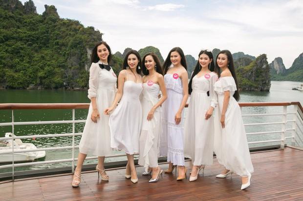 Giản dị như nàng Tân Hoa hậu, một đôi sandals cao gót mà mix được cả chục bộ đồ - Ảnh 10.