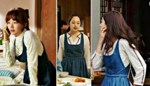 4 bộ trang phục bị đụng hàng nhiều lần nhất trong phim truyền hình Hàn Quốc - Ảnh 1.