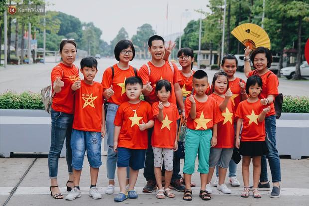 Xúc động lễ chào cờ thiêng liêng nhất trong năm tại Quảng trường Ba Đình lịch sử - Ảnh 8.