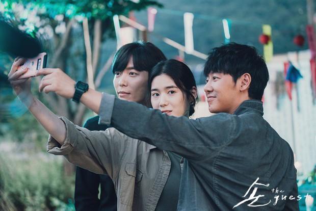 12 phim truyền hình Hàn ồ ạt lên sóng, hứa hẹn tháng 9 này dân tình cày phim sấp mặt (Phần 1) - Ảnh 18.