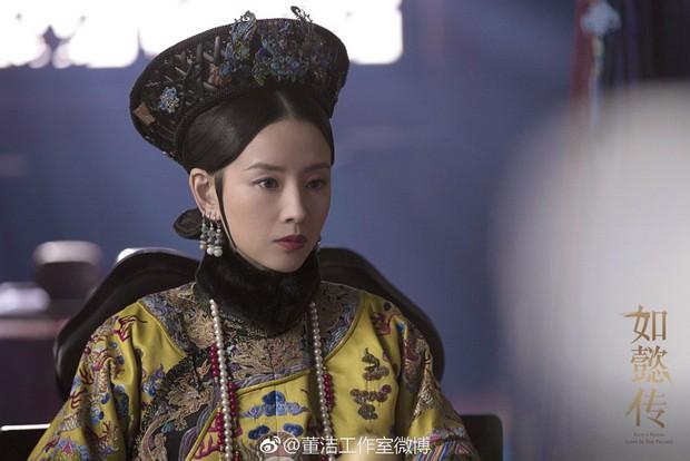 """Nhan sắc """"Phú Sát Hoàng Hậu"""" Đổng Khiết U40: Thời gian chẳng chừa một ai - Ảnh 3."""