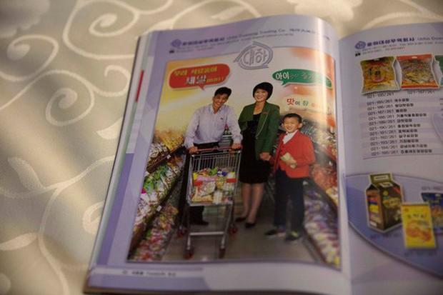 Những sản phẩm hàng hiệu chỉ Triều Tiên mới có - Ảnh 4.