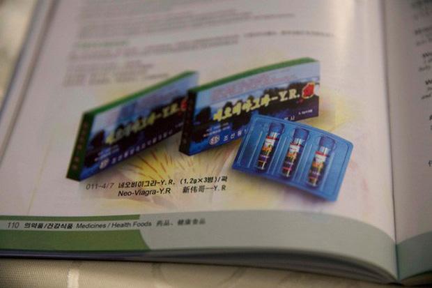 Những sản phẩm hàng hiệu chỉ Triều Tiên mới có - Ảnh 6.