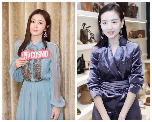 Hai Phú Sát Hoàng Hậu Tần Lam - Đổng Khiết đụng độ nhan sắc: Người như tiên nữ, kẻ lộ già nua - Ảnh 29.
