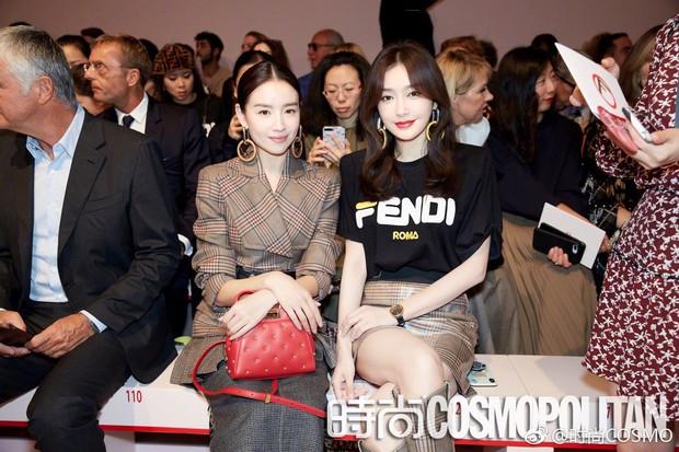 """Cặp đôi """"Phú Sát Hoàng hậu"""" lần đầu đọ style: Tần Lam đẹp xuất sắc, Đổng Khiết lại có chút sến - Ảnh 1."""