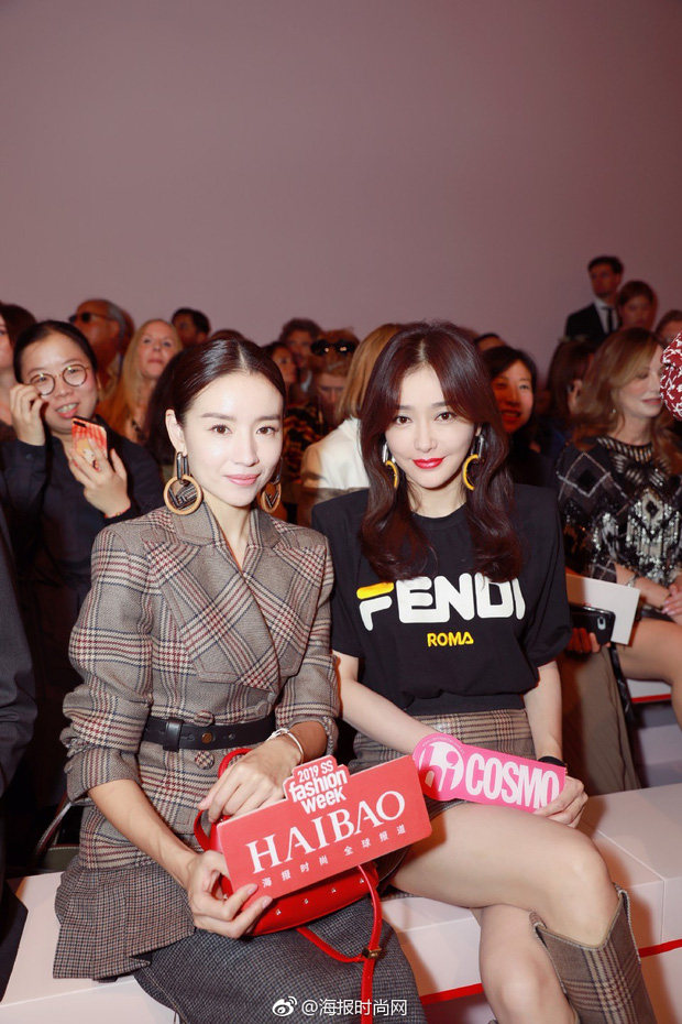 """Cặp đôi """"Phú Sát Hoàng hậu"""" lần đầu đọ style: Tần Lam đẹp xuất sắc, Đổng Khiết lại có chút sến - Ảnh 2."""