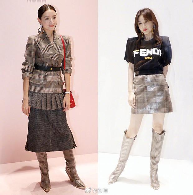 """Cặp đôi """"Phú Sát Hoàng hậu"""" lần đầu đọ style: Tần Lam đẹp xuất sắc, Đổng Khiết lại có chút sến - Ảnh 12."""