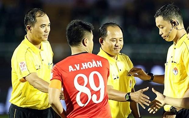 Trợ lý trọng tài V-League thiệt mạng vì tai nạn giao thông - Ảnh 1.