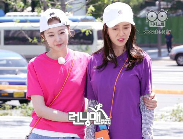 Trong Running Man, So Min có phải là thành viên bị ném đá nhiều nhất?