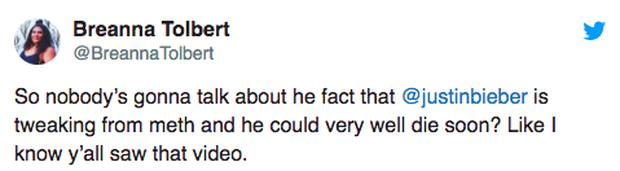 Clip sốc: Justin Bieber co giật liên tục trên phố, bị nghi do sử dụng ma túy đá - Ảnh 3.