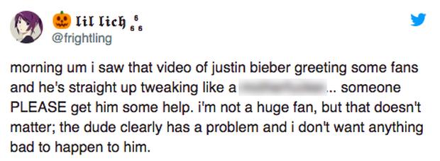 Clip sốc: Justin Bieber co giật liên tục trên phố, bị nghi do sử dụng ma túy đá - Ảnh 5.
